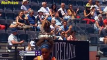 Serena Williams vs Simona Halep Rome 2013 Highlights