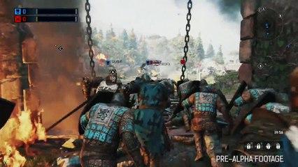 For Honor - gameplay E3 2015 de For Honor