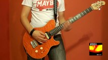 Metallica - Fuel (guitar cover) feat. Fred Flintstone