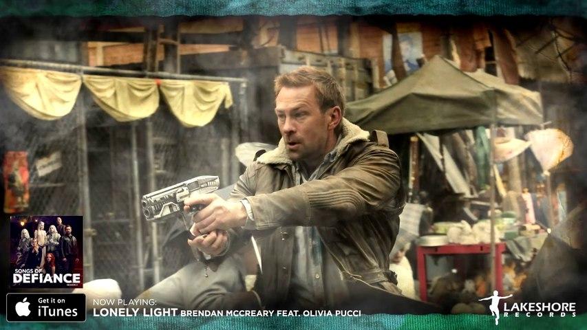 Defiance Season 2 - Lonely Light Lyric Video - Brendan McCreary & Kevin Murphy (Official)