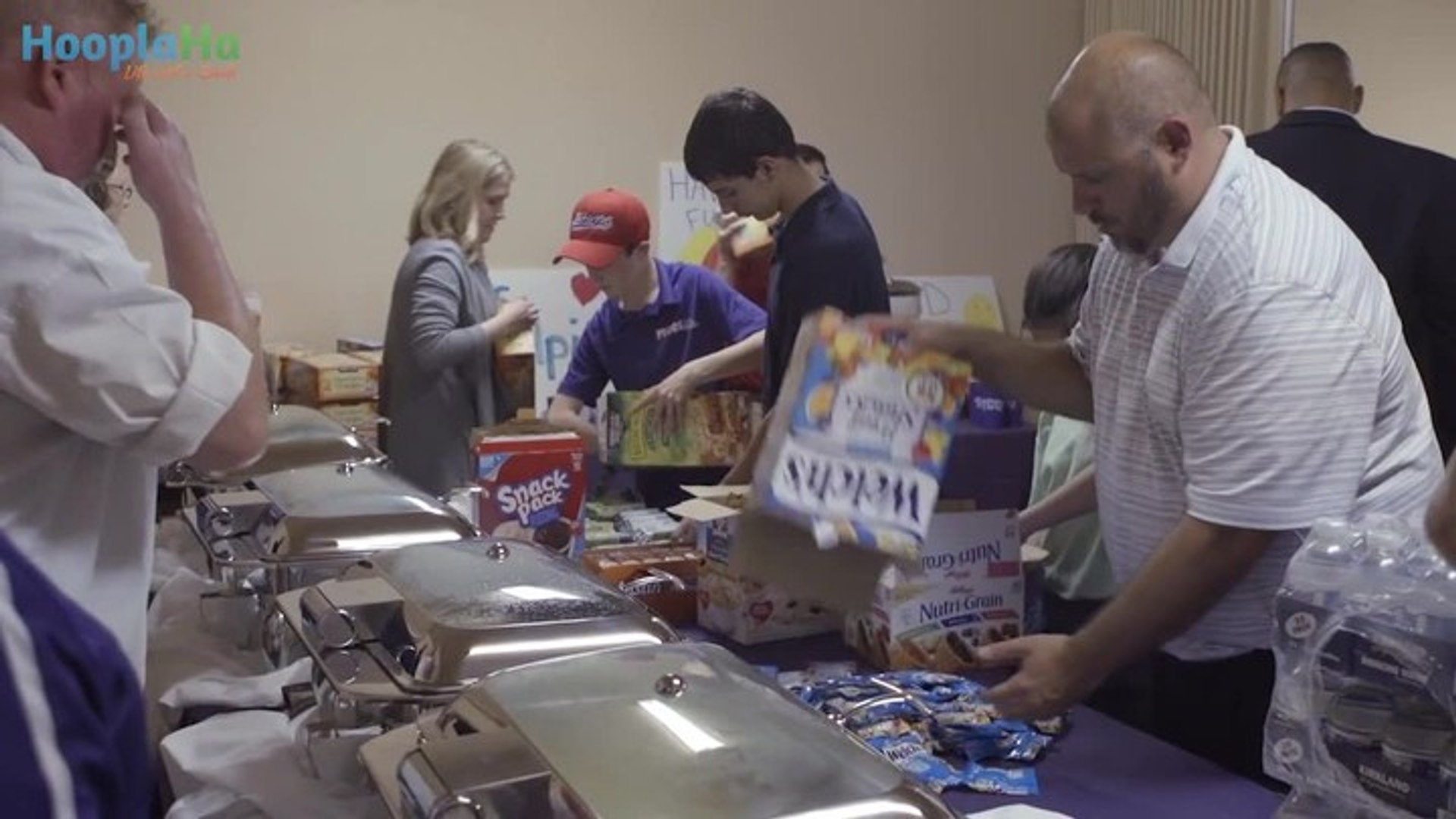 Determined 12 Year Old Runs Non-Profit To Feed Hungry Children