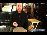 How to Play the Djembe Drum : How to Use Individual Fingers to Play the Djembe Drum