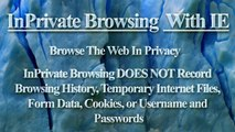 Hide Your Internet Use, Browsing History, & More With InPrivate Browsing [Tutorial]
