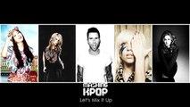 Adele vs BoA vs Ke$ha vs Lady GaGa vs Maroon 5 [A.TEX & Muggs Mashup Collab]