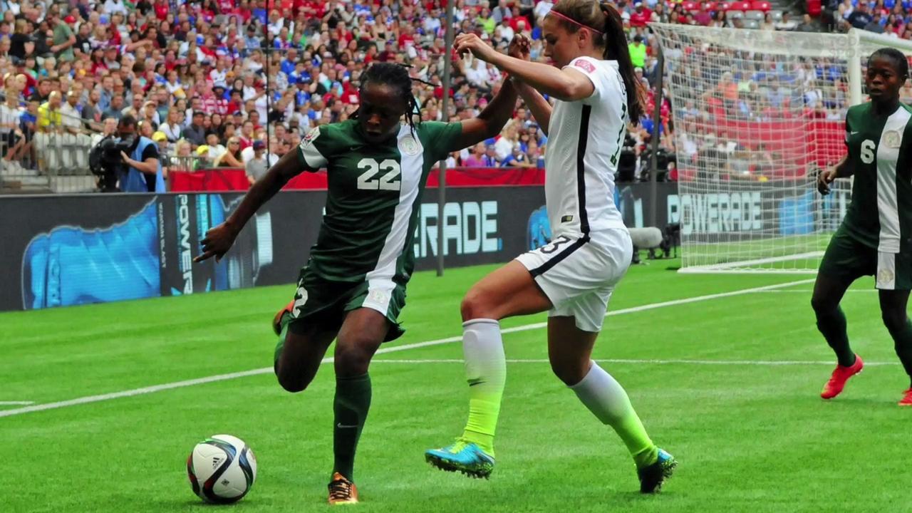 Women's World Cup: Alex Morgan is back