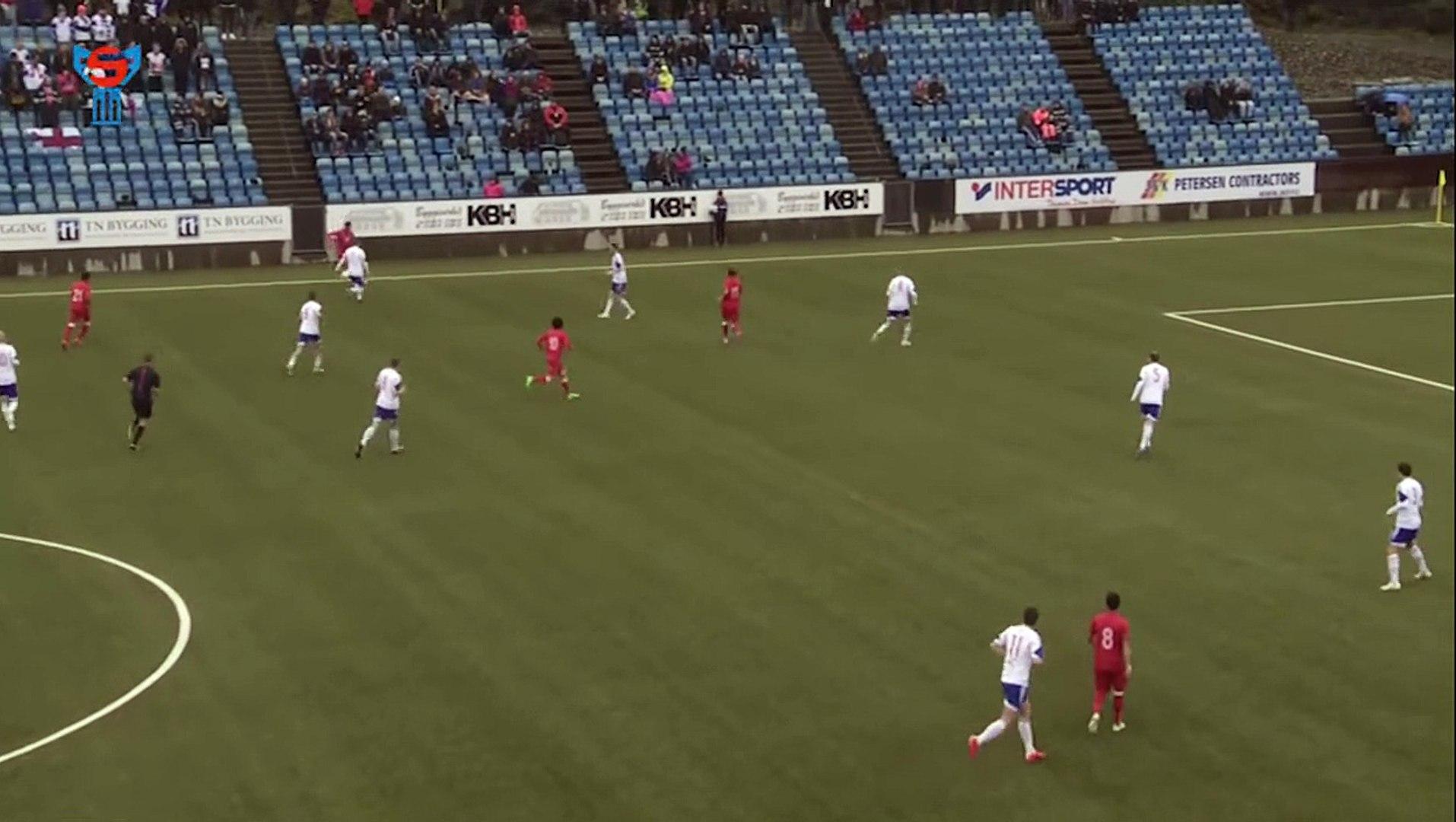 Faroe Islands 0 - 1 Azerbaijan Highlights HD 17.06.2015 (U21 European Championship)