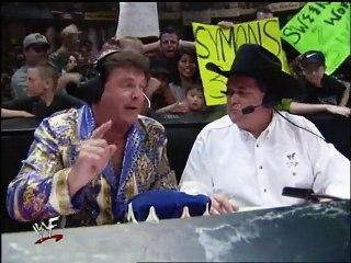 The Rock vs Ken Shamrock vs Mankind (WWF Breakdown)