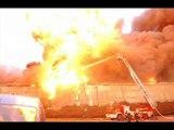 Incendies Meurthe&Moselle 54 longwy jarny  feu heillecourt
