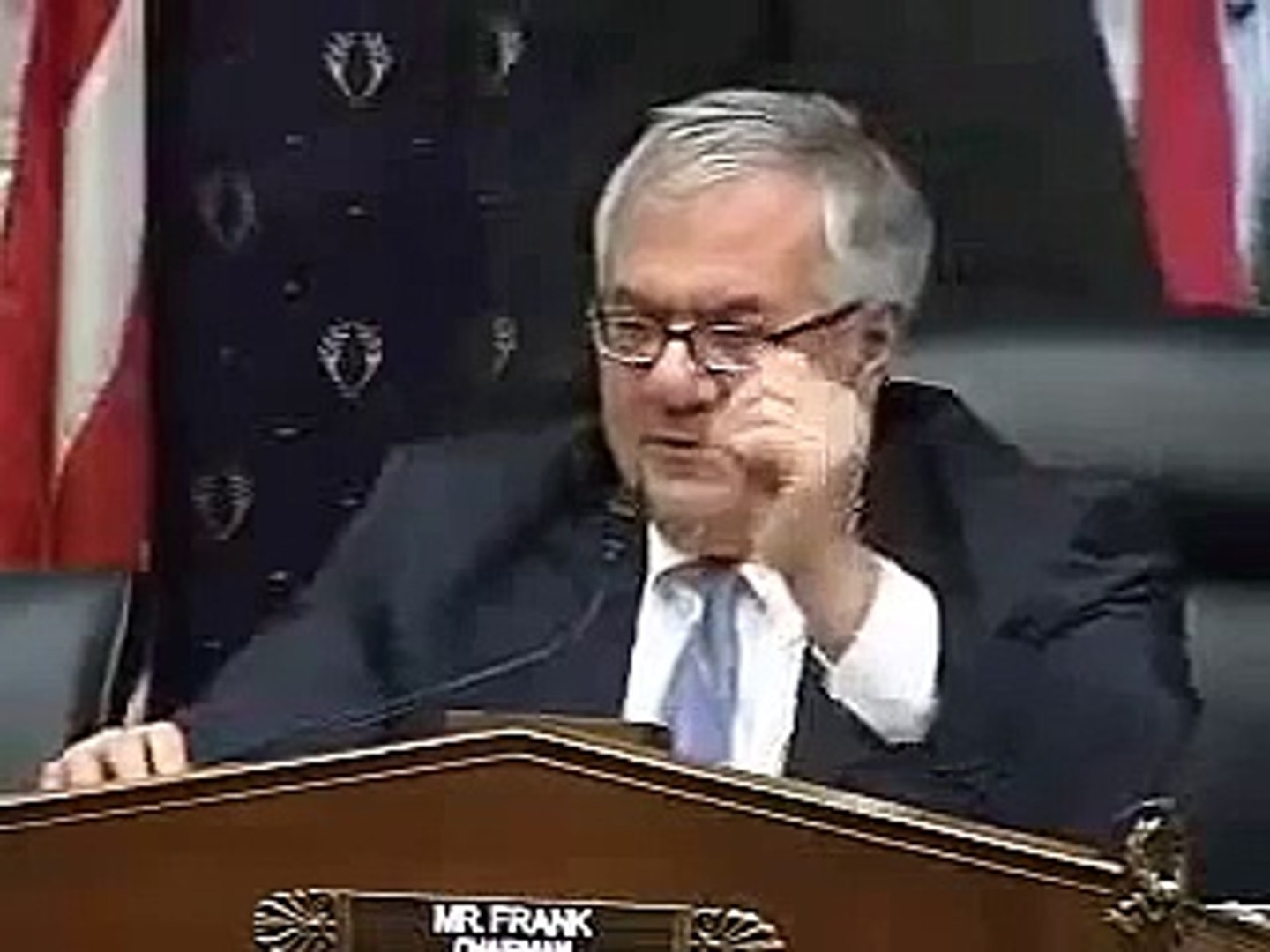 Barney Frank: Here's The Point