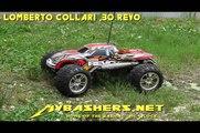 Traxxas Revo w/BB Collari .30 Engine