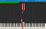 Piano Tutorial | It's the Hard-Knock Life | Annie 2014 (Melody Only)