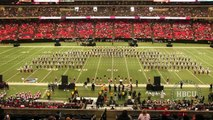 Talladega Diamonds - Honda Battle of the Bands (2015) - HBCU Dancelines