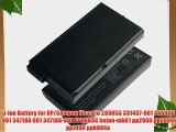 Li-ion Battery for HP/Compaq lbccq15 289053 331437-001 346886 001 347188 001 347188-001 PPB003C
