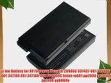 Li-ion Battery for HP/Compaq lbccq15 289053 331437-001 346886 001 347188 001 347188-001 PPB003C