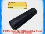 HP COMPAQ Presario CQ56-115DX Laptop Battery - Premium Bavvo? 12-cell Li-ion Battery