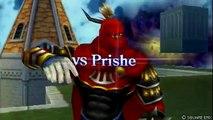 Dissidia 012: Duodecim Final Fantasy - vs. Prishe Encounter Quotes + Secret Voice Clips