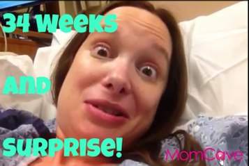 Update- 34 Weeks and in Labor?!?!?