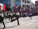 Desfile Escolar 2010 en Sta Anita - IE 106 Abraham Valdelomar (secundaria)