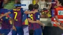 Supercopa: Barcelona - Real Madrid (3-2) All Goals - Sport1