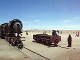 UYUNI un dia por el Cementerio de Trenes  y el Salar De Uyuni diciembre del  2009