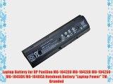 Laptop Battery for HP Pavilion M6-1042EO M6-1042ER M6-1042SO M6-1045DX M6-1048CA Notebook Battery