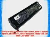 Battery for Topcon Hiper Pro Hiper Lite Plus Hiper-L1 Hiper Ga Hiper Gb 24-030001-01 TOP240-030001-01
