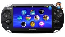Sony Computer Entertainment PlayStation Vita Wi-Fi - Factory Recertified