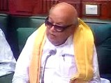 Tamil Nadu CM Karunanidhi Speaks about Tamil Eelam Struggle