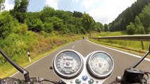 Motorcycle trip Vosges, Luxembourg, Ardennes (day 4)