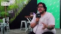ME QUEDO CONTIGO   Entrevista - RMFF 2015