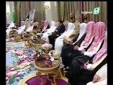 كلمة سعادة الشيخ/ أحمد حسن فتيحي أمام خادم الحرمين الشريفين