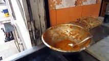 Algeria | Mhadjeb | Street Food in The Casbah of Algiers | Algerie - Alger