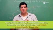 A Formação do Espaço Geográfico Brasileiro - Extensivo Geografia | Descomplica