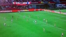 La jolie frappe de 25m d'Amandine Henry vs le Mexique !