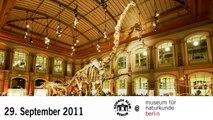 1. Platz: Amitabh Banerji beim Science Slam 2011 im Museum für Naturkunde