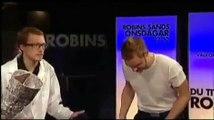 Robins - Robin blir lurad