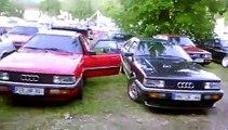 Audi Treffen Kronach 2010 Teil 1