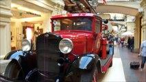 Retro Classic Cars. Soviet automobile industry