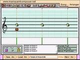 Mario Paint Composer - Mario Paintasy XVI - Temple of Chaos (8-bit)