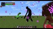 Mutant Enderman Vs. Mutant Creeper - Minecraft Mob Battles