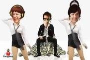 Politics Hip Hop - Imran Khan Dance performance at English Hip Hop Sing Very Funny