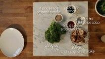 Recette - Comment cuisiner minceur au wok (wok vegan) ?