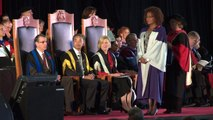 Carleton University Convocation, The Right Honourable Michaëlle Jean, November 10, 2012, 9:30 a.m.