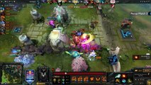 LGD Gaming vs NewBee - China Group Match 3 Highlights - Red Bull Battle Grounds Dota 2