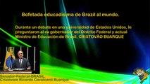 "BRASIL: (Bofetada educadisima de Brasil al mundo) ""AMAZONIA"" É DO BRASIL."