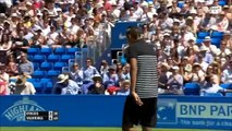 Stanislas Wawrinka Vs Nick Kyrgios Queen's 2015 R1 Highlights HD