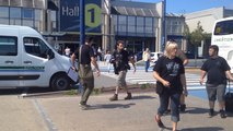 Hellfest: on s'organise à l'aéroport de Nantes