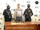 Detiene la ASE a delincuente dedicado a extorsiones telefónicas