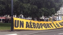 Rassemblement des opposants à l'aéroport NDDL