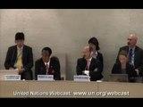 UNHCR President Martin Ihoeghian Uhomoibhi commended Sri Lankan delegation
